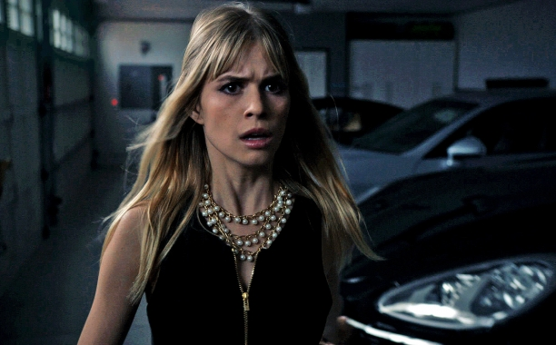 Carlson Young ve filmu  / Scream