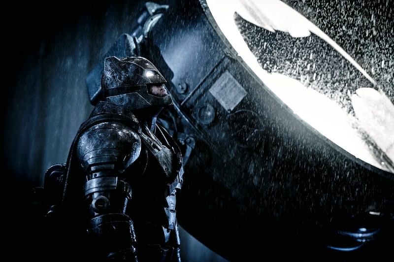 Ben Affleck ve filmu Batman vs. Superman: Úsvit spravedlnosti /  Batman v Superman: Dawn of Justice