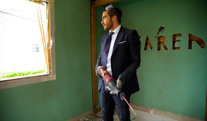 Jake Gyllenhaal ve filmu  / Demolition