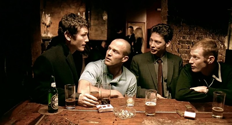 Fotografie z filmu Sbal prachy a vypadni / Lock, Stock and Two Smoking Barrels