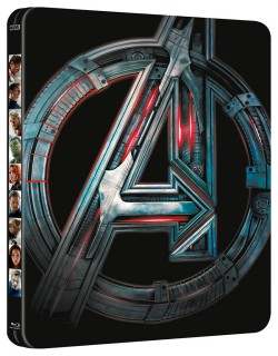 BD obal filmu Avengers: Age of Ultron / Avengers: Age of Ultron