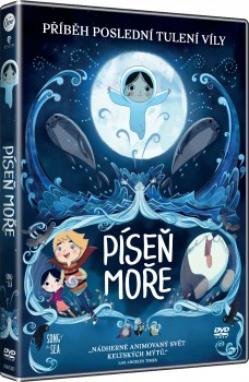 DVD obal filmu Píseň moře / Song of the Sea