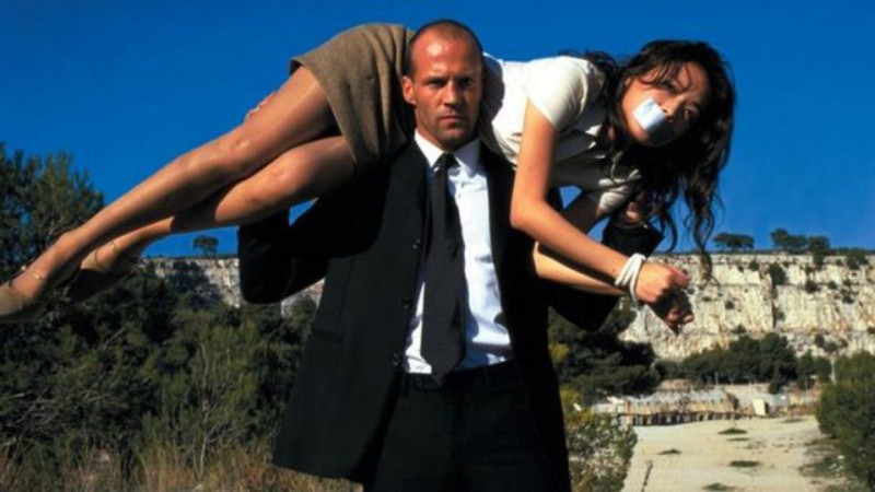 Jason Statham, Shu Qi ve filmu Kurýr / The Transporter