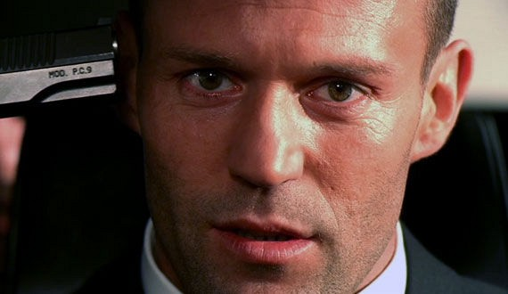 Jason Statham ve filmu Kurýr / The Transporter