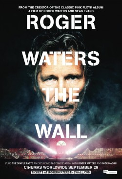 Plakát filmu Roger Waters The Wall / Roger Waters the Wall