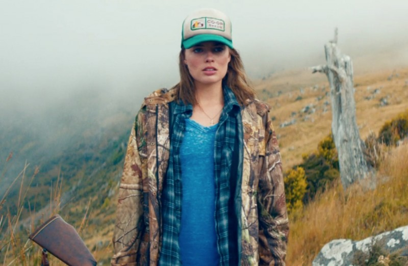 Margot Robbie ve filmu  / Z for Zachariah