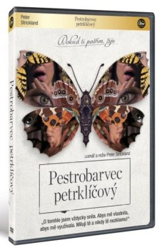 DVD obal filmu Pestrobarvec petrklíčový / The Duke of Burgundy