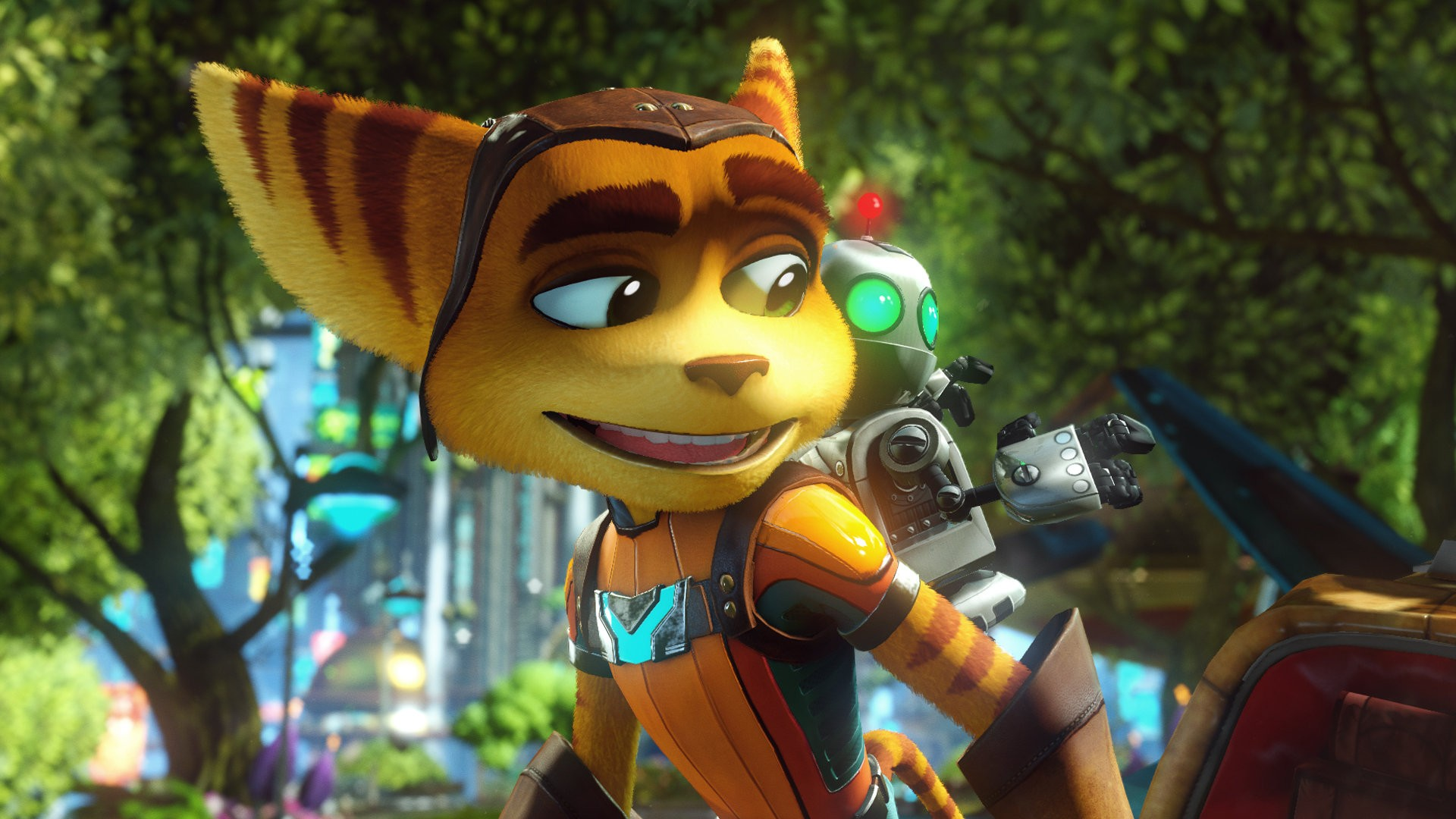 Fotografie z filmu  / Ratchet and Clank