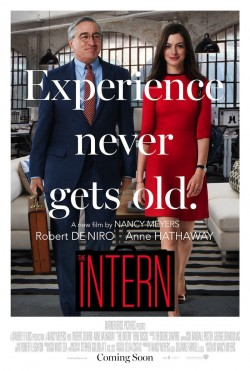 Plakát filmu Stážista / The Intern