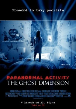 Paranormal Activity: The Ghost Dimension - 2015