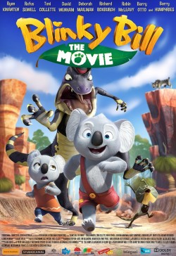 Plakát filmu Mrkáček Bill / Blinky Bill the Movie