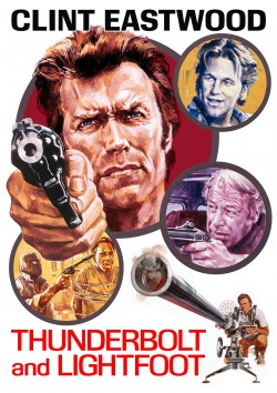 Plakát filmu Thunderbolt a Lightfoot / Thunderbolt and Lightfoot