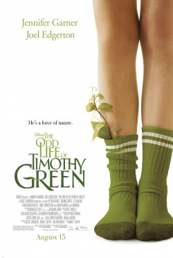 The Odd Life of Timothy Green - 2012