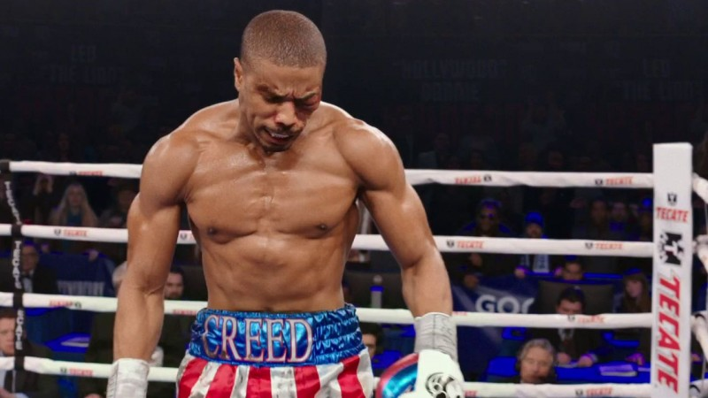 Michael B. Jordan ve filmu Creed / Creed