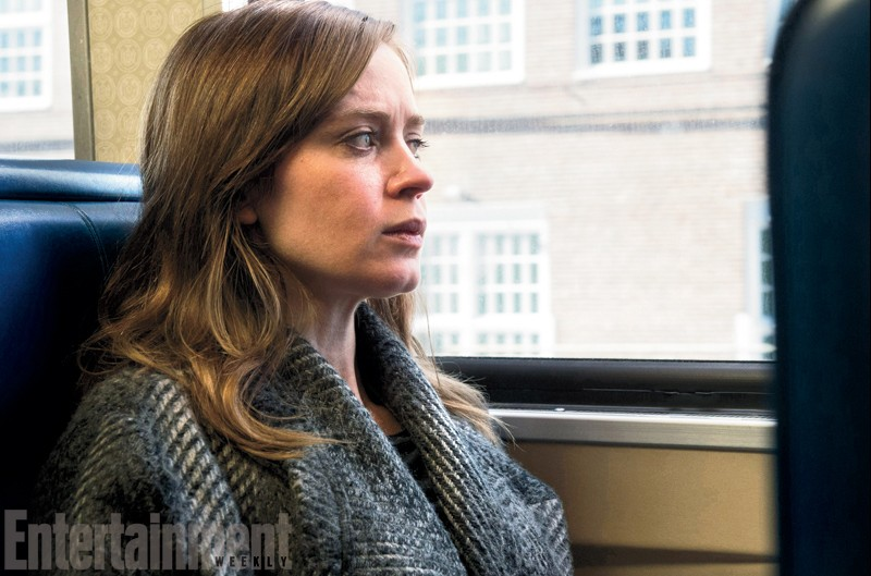 Emily Blunt ve filmu  / The Girl on the Train