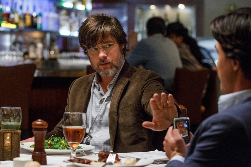 Brad Pitt ve filmu Sázka na nejistotu / The Big Short