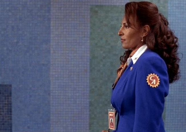Pam Grier ve filmu Jackie Brownová / Jackie Brown