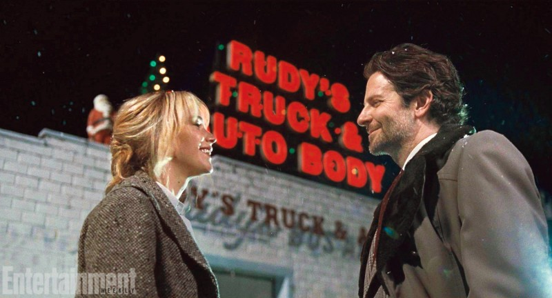 Jennifer Lawrence, Bradley Cooper ve filmu Joy / Joy
