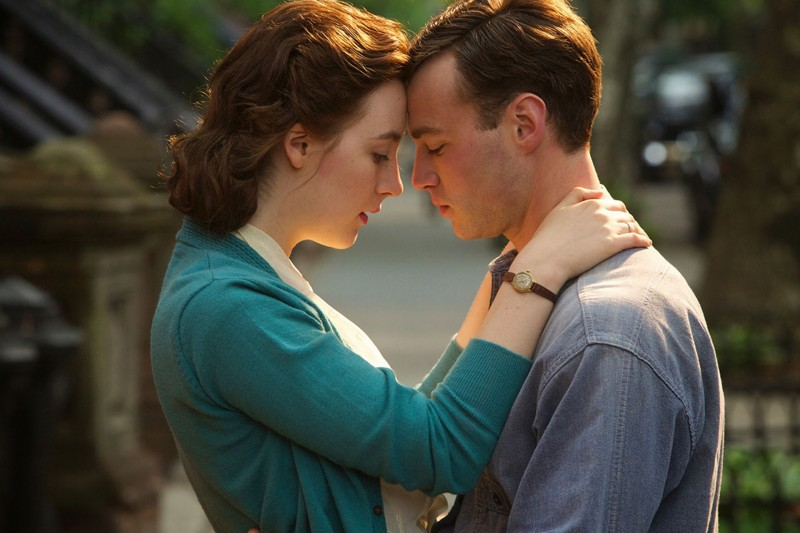 Saoirse Ronan ve filmu  / Brooklyn