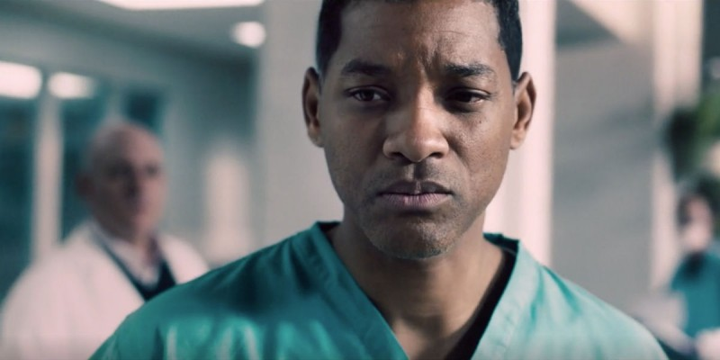 Will Smith ve filmu Diagnóza: Šampión / Concussion