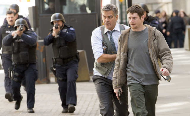 George Clooney, Jack O'Connell ve filmu  / Money Monster