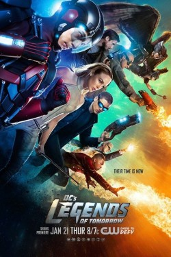 Legends of Tomorrow - 2016