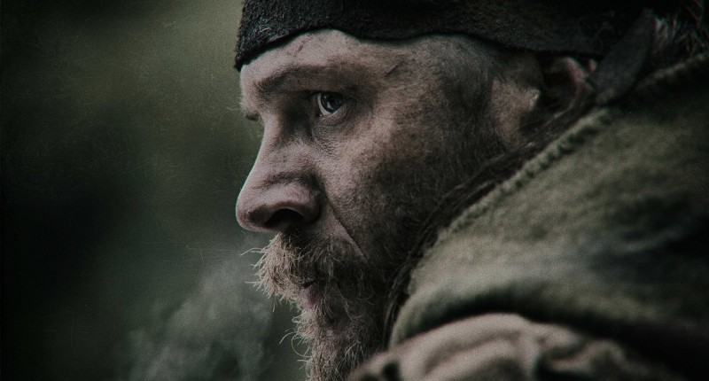 Tom Hardy ve filmu REVENANT Zmrtvýchvstání / The Revenant