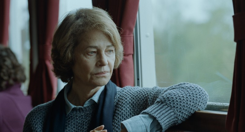 Charlotte Rampling ve filmu 45 let / 45 Years
