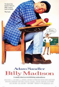 Plakát filmu Billy Madison / Billy Madison