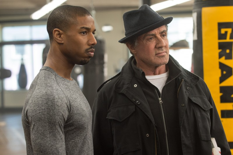 Sylvester Stallone ve filmu Creed / Creed