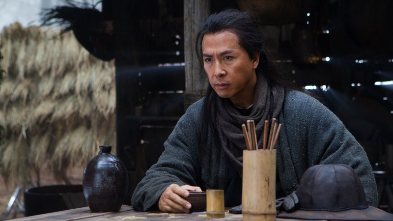 Donnie Yen ve filmu  / Crouching Tiger, Hidden Dragon: Sword of Destiny