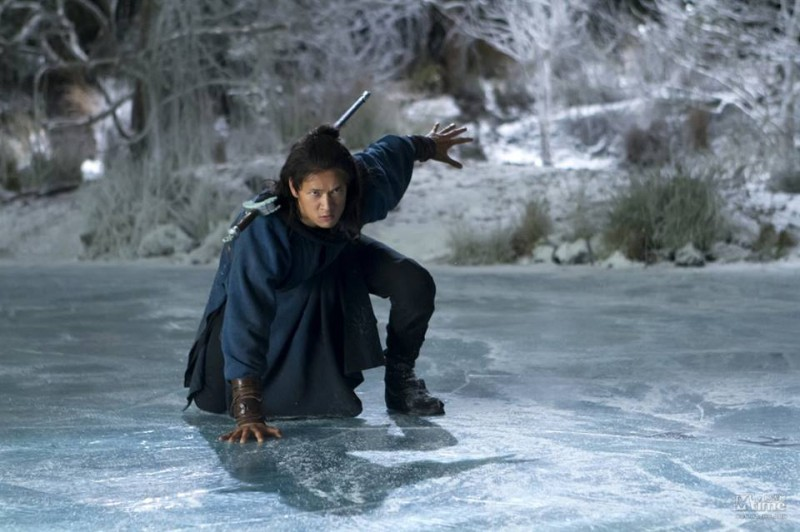 Harry Shum, Jr. ve filmu  / Crouching Tiger, Hidden Dragon: Sword of Destiny