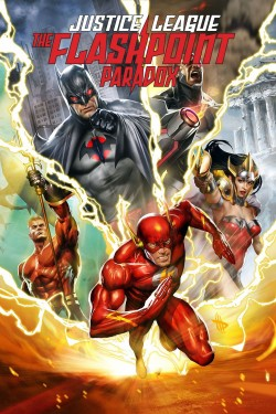 Justice League: The Flashpoint Paradox - 2013
