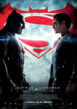 Batman vs. Superman: Úsvit spravedlnosti - 2016