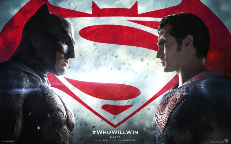 Wallpaper filmu Batman v Superman: Úsvit spravedlnosti / Batman vs. Superman: Úsvit spravedlnosti