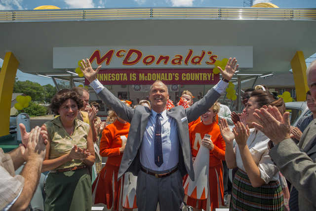Michael Keaton ve filmu Zakladatel / The Founder