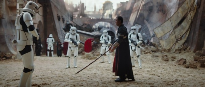 Rogue One: A Star Wars Story v novém traileru