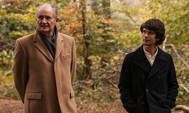 Jim Broadbent, Ben Whishaw ve filmu  / London Spy