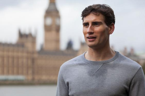 Edward Holcroft ve filmu  / London Spy