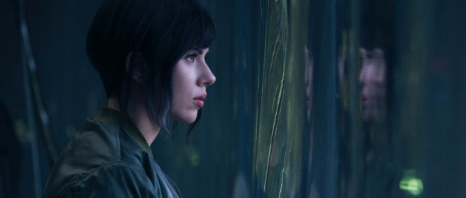 Foto: Scarlett Johansson kyborgem v Ghost in the Shell