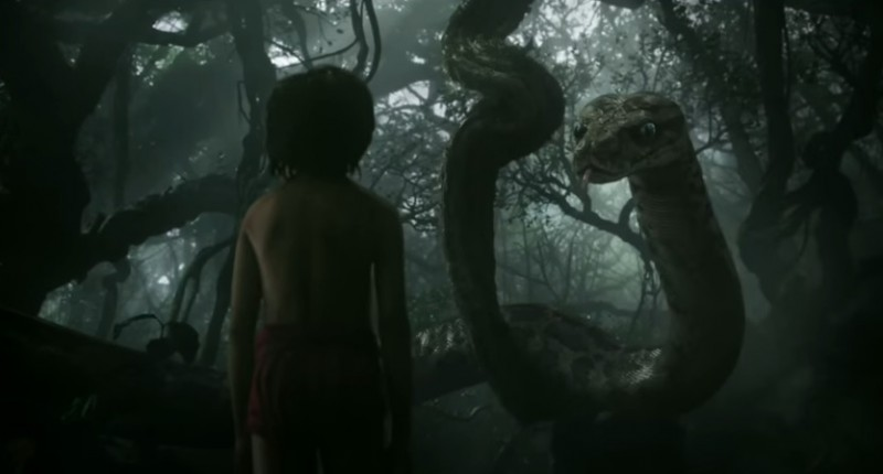 Neel Sethi ve filmu Kniha džunglí / The Jungle Book