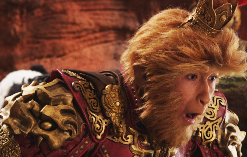 Aaron Kwok ve filmu  / The Monkey King the Legend Begins