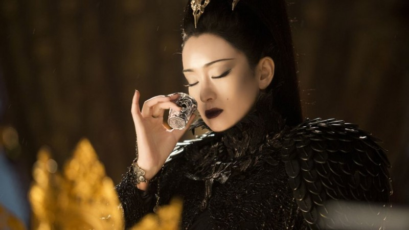 Gong Li ve filmu  / The Monkey King the Legend Begins