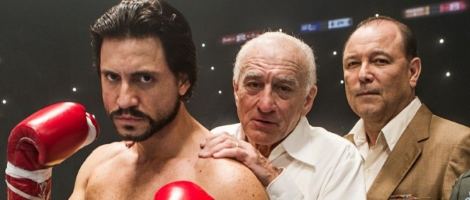 Hands of Stone: De Niro trénuje