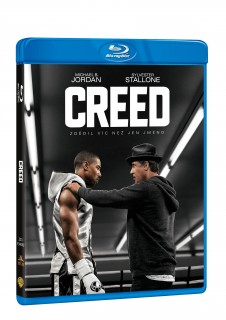 BD obal filmu Creed / Creed