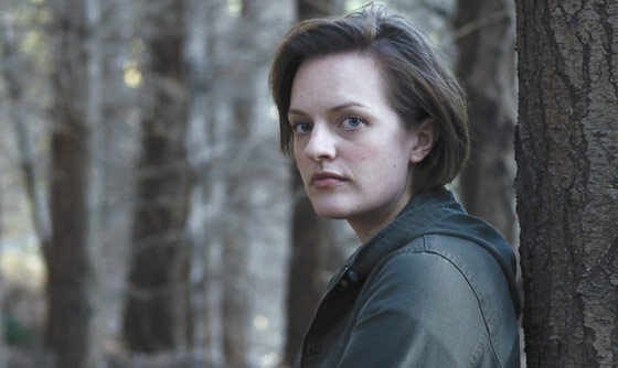 Elisabeth Moss ve filmu Na jezeře / Top of the Lake