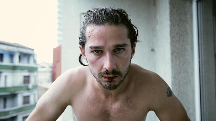 Shia LaBeouf ve filmu American Honey / American Honey