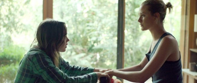 Trailer: sci-fi thriller Into the Forest s Ellen Page
