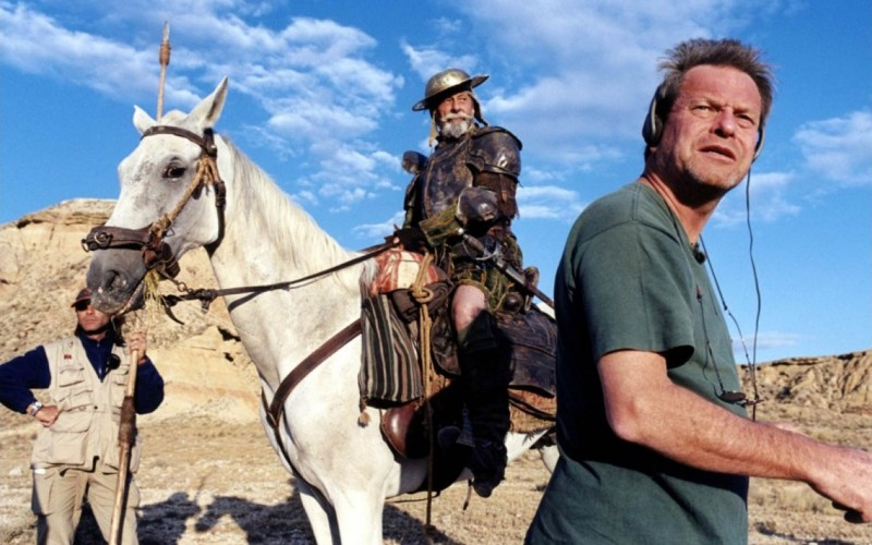 Terry Gilliam, Jean Rochefort ve filmu  / Lost in La Mancha