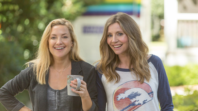Kate Hudson, Sarah Chalke ve filmu Svátek matek / Mother's Day